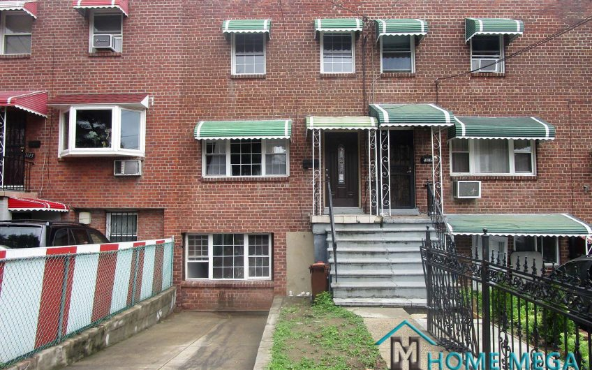 One Family Home For Sale in Wakefield, Bronx NY 10466. Great Find, Single Family Home With Basement and Parking!