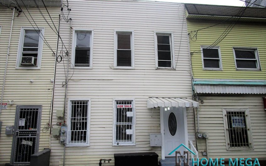Two Family home for sale in Van Nest, Bronx NY 10460. Renovated Two Family For ONLY $515K!