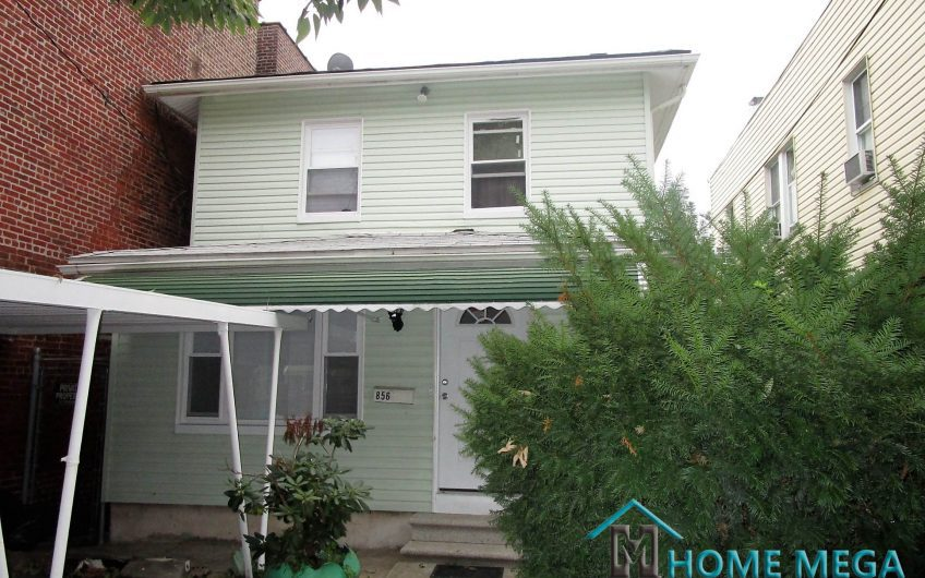1 Family House for Sale In Wakefield, Bronx NY 10466. Totally Renovated and DETACH One Family, Mint Condition!
