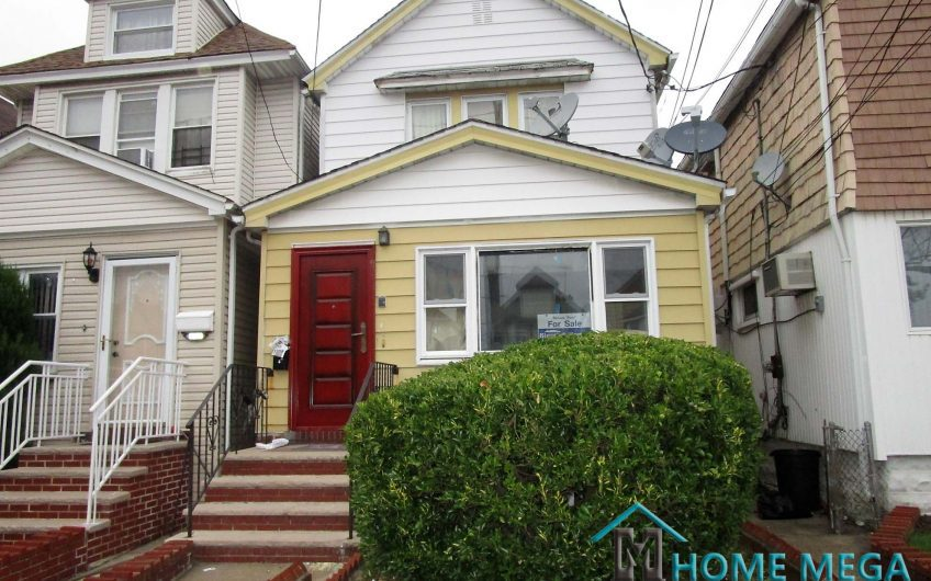 2 Family House For Sale in Ozone Park, Queens NY 11417. P R I M E Ozone Park, Renovated 2 Family Near The Subway!