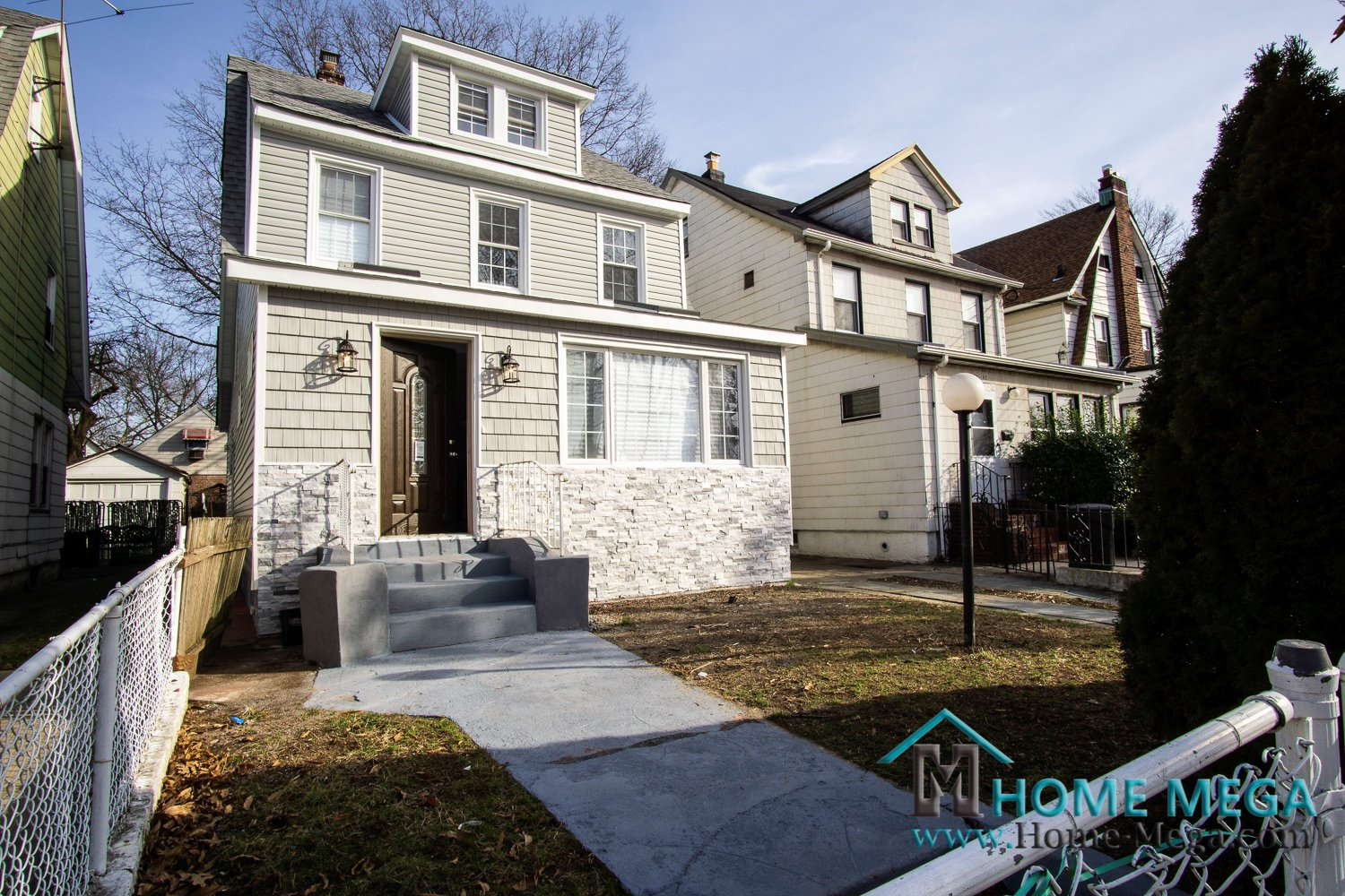 One Family Home For Sale In Saint Albans, Queens NY 11412. Artfully Remodeled Large One Family Home!