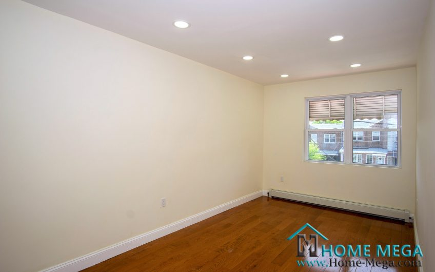 Two Family House For Sale in Williamsbridge, Bronx NY 10469. Fantastically Renovated Brick & Large Two Family!