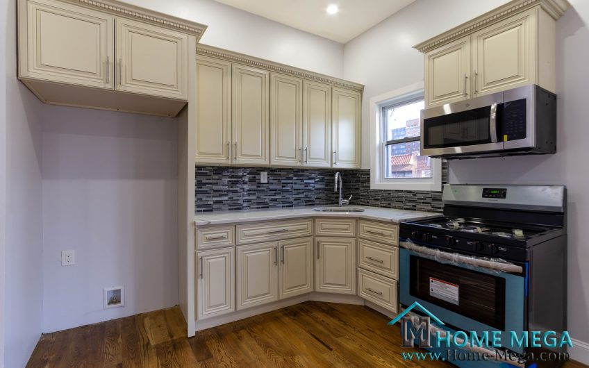Two Family Home For Sale in Claremont Village, Bronx NY 10456. Massive & Beautifully Remodeled!