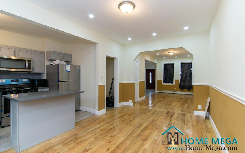One Family Home For Sale in Eastchester, Bronx NY 10466. Solid Brick & Beautifully Renovated!